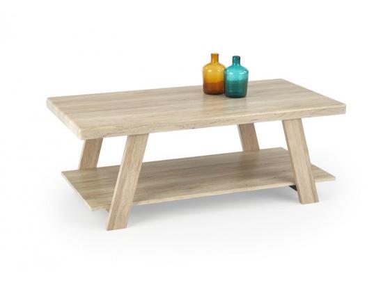 Konferenční stolek ROWENA dub san remo