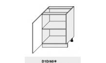 Dolní skříňka PLATINIUM D1D/60 grey