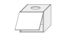 Horní skříňka EMPORIUM W8 60 bílá