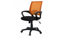 Kancelářské křeslo TREND K91 oranžové