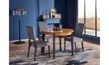 Jídelní stůl SORBUS dub medový/grafit