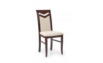 Jídelní židle CITRONE ořech tmavý-Vila 2