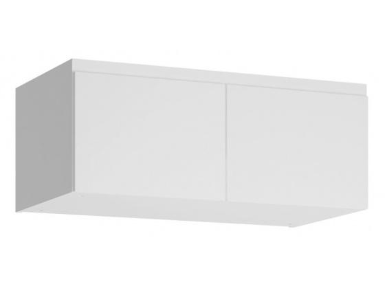 Nádstavec 2D BOSTON BOS S16 bílý lesk