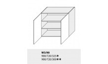 Horní skříňka kuchyně TITANIUM W3 90 jersey