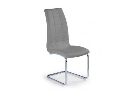 Jídelní židle K147 šedá