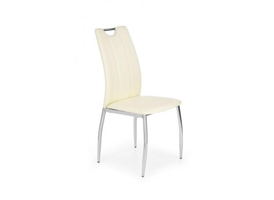 Jídelní židle K 187 bílá