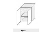 Horní skříňka PLATINIUM W3 60 grey