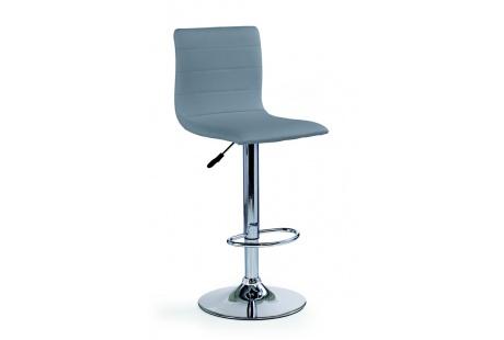 Barová židle  H21 šedá