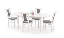 Jídelní stůl FRYDERYK 160/200 bílý