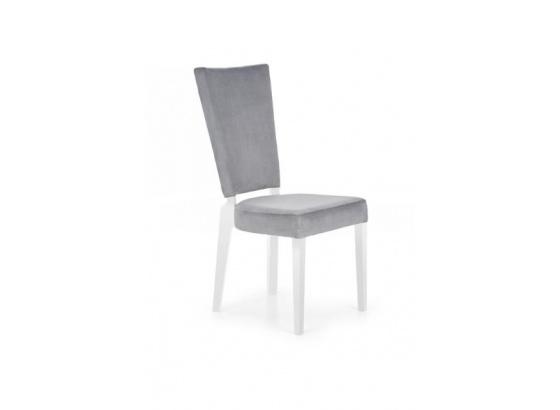 Jídelní židle ROIS šedá/bílá