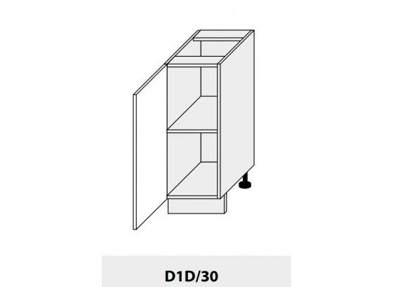Dolní skříňka PLATINIUM D1D/30 jersey