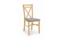 Jídelní židle DARIUSZ dub medový/Inari 91