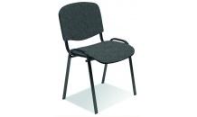 Konferenční židle ISO šedá