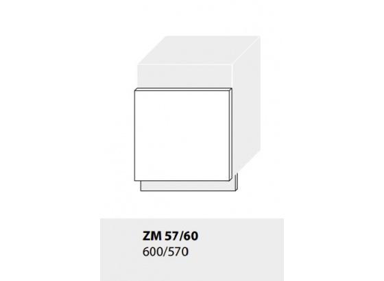 Dvířka na myčku kuchyně Quantum ZM 57/60 jersey