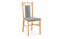 Jídelní židle HUBERT 8 dub medový/Inari 91