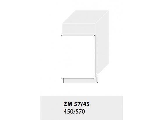 Dvířka na myčku kuchyně Quantum ZM 57/45 jersey