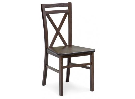 Jídelní židle DARIUSZ 2 ořech tmavý