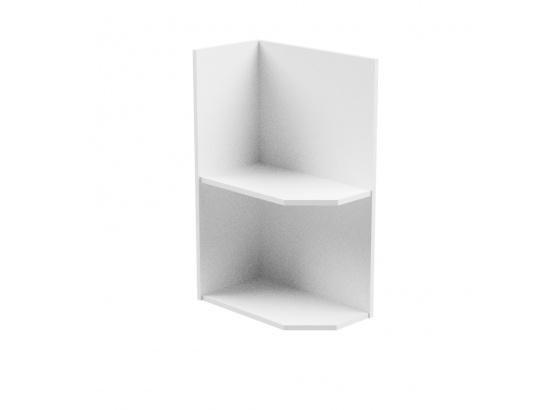 Dolní skříňka ASPEN D25PZ rohová bílá