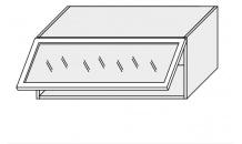 Horní skříňka kuchyně TITANIUM W4BS 90 MDF grey