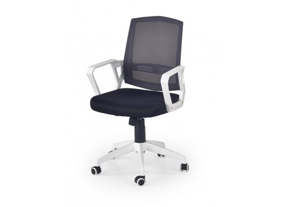 Kancelářské křeslo ASCOT černá/šedá/bílá