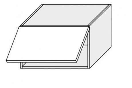 Horní skříňka kuchyně TITANIUM W4B 90/jersey