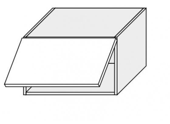Horní skříňka kuchyně TITANIUM W4B 90 jersey
