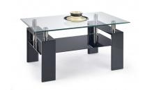 Konferenční stolek  DIANA H  černý lak