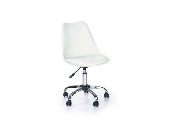 Dětská židle COCO bílá