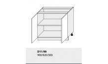 Dolní skříňka kuchyně TITANIUM D11 90 bílá