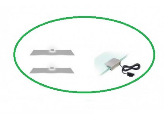 Osvětlení LIVO LED2 zelené