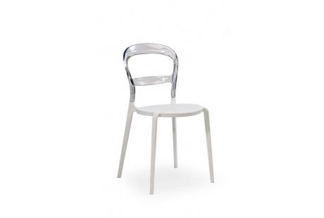 Jídelní židle K100 bezbarvá