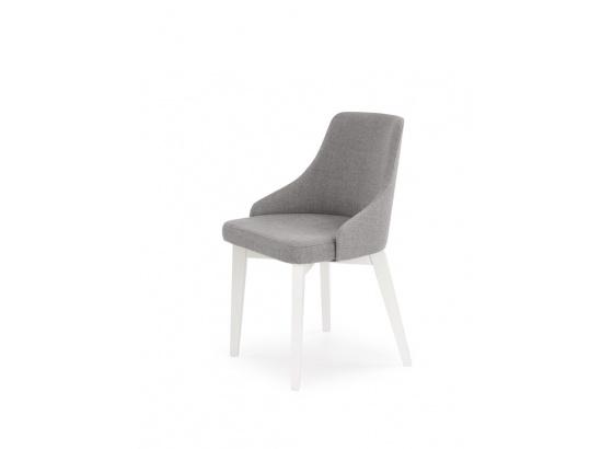 Jídelní židle TOLEDO bílá/Inari 91