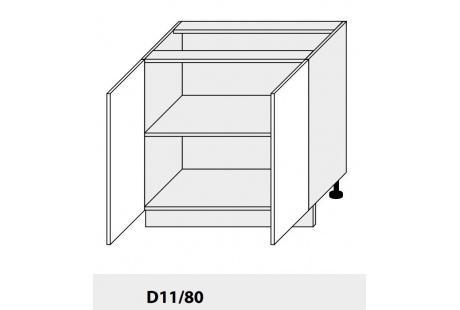 Dolní skříňka kuchyně Quantum D11 80/jersey