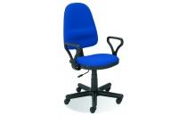 Kancelářská židle BRAVO modrá