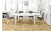 Jídelní stůl ROIS bílý