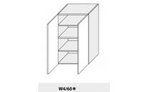 Horní skříňka kuchyně Quantum W4 60/grey