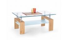 Konferenční stolek DIANA INTRO dub zlatý