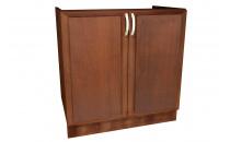 Dolní skříňka SYCYLIA D80Z dřezová ořech milano