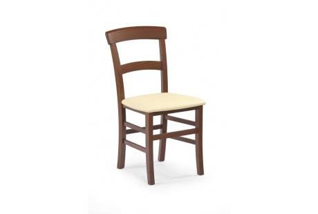 Jídelní židle TAPO antická třešeň/Madryt 111