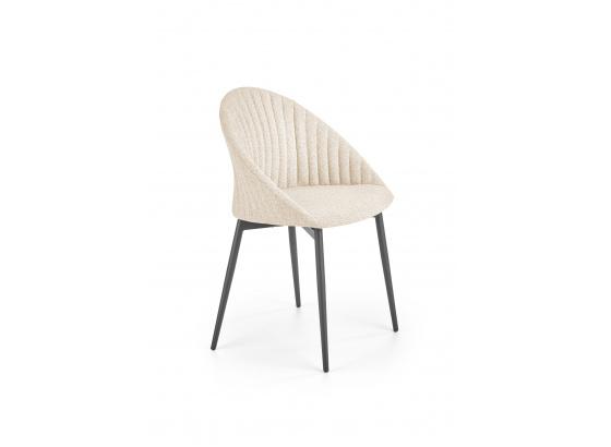 Jídelní židle K357 béžová