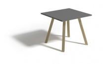 Konferenční stolek ALAN 60 grafit mat