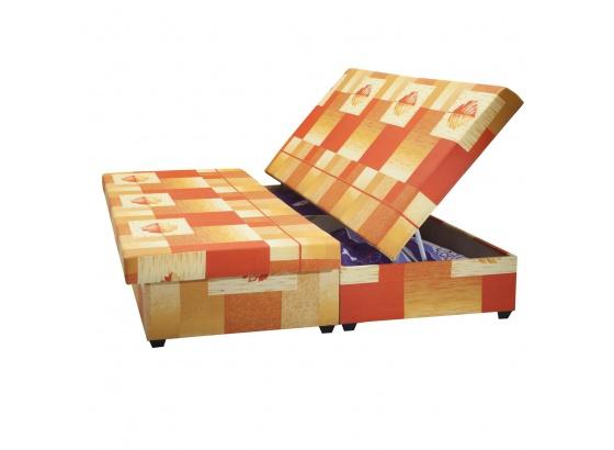 Postel SÁRA s úložným prostorem 160x200