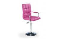 Dětská židle GONZO růžová