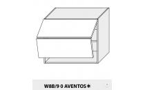 Horní skříňka PLATINIUM W8B 90 AV grey