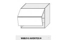Horní skříňka PLATINIUM W8B/90 AV grey