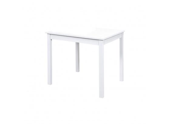 Jídelní stůl 8842B masiv borovice bílá