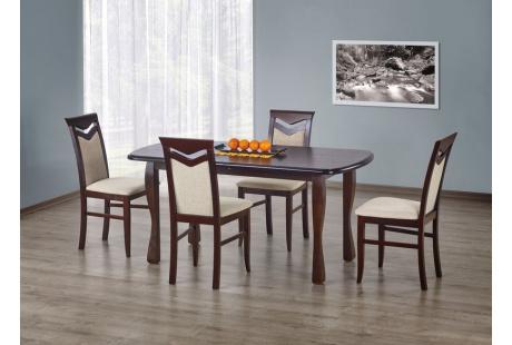 Jídelní stůl HENRYK tmavý ořech