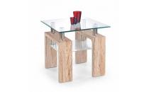 Konferenční stolek DIANA H čtverec dub san remo