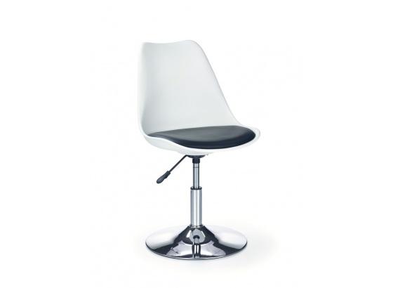 Dětská židle COCO 3 bílo-černá