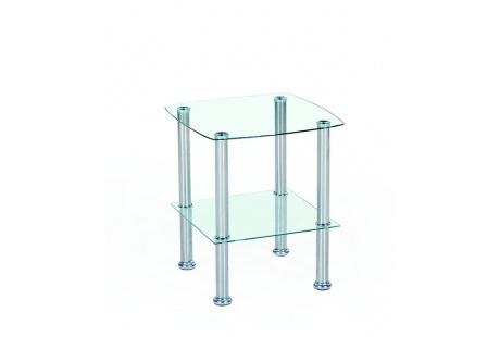 Konferenční stolek CANARIA bezbarvý